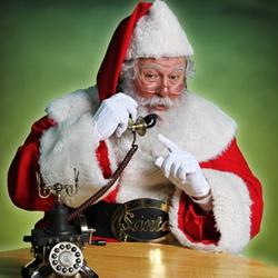 Free 2012 Call From Santa